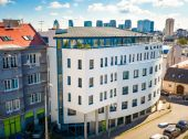 Rekonštrukcia polyfunkčného objektu Vysoká 9, 810 00 Bratislava - Staré Mesto