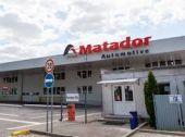 Matador Automotive VRÁBLE - pracovisko Nitra