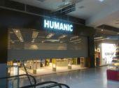 EURÓPA SCHOPPING CENTER  Banská Bystrica - predajňa HUMANIC